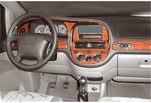 Fiat Ducato 02.2006 3M 3D Car Tuning Interior Tuning Interior Customisation UK Right Hand Drive Australia Dashboard Trim Kit Das