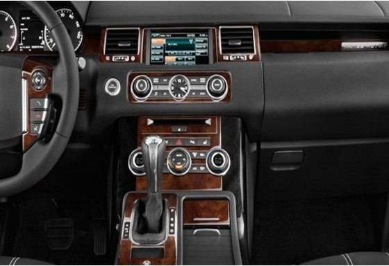 Land Rover Range Rover Sport 2010-2013 3M 3D Car Tuning Interior Tuning Interior Customisation UK Right Hand Drive Australia Das