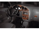 Ford Fiesta 08.99-02.02 3M 3D Car Tuning Interior Tuning Interior Customisation UK Right Hand Drive Australia Dashboard Trim Kit