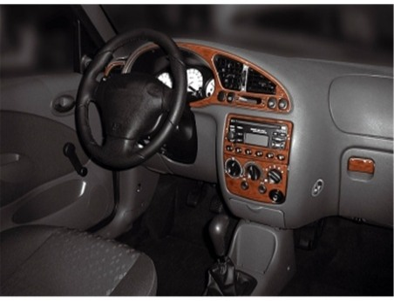 Nissan Interstar 01.2003 Interior Dashboard Trim Kit Dashtrim accessories, wood grain, camouflage, carbon fiber, aluminum dash k