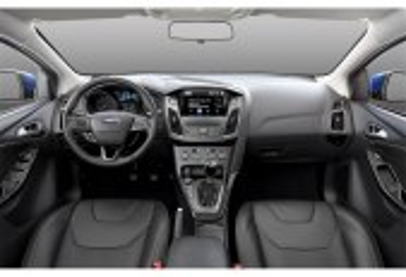 Ford Focus 2015-2017 3M 3D Car Tuning Interior Tuning Interior Customisation UK Right Hand Drive Australia Dashboard Trim Kit Da