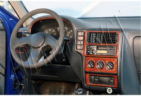 Subaru Impreza G4 2012-2014 3M 3D Car Tuning Interior Tuning Interior Customisation UK Right Hand Drive Australia Dashboard Trim