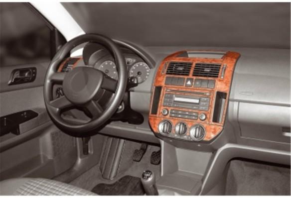 Honda Accord MK9 2013-2017 3M 3D Car Tuning Interior Tuning Interior Customisation UK Right Hand Drive Australia Dashboard Trim
