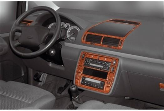 Audi Q7 Typ 4L 2005–2015 Carbon Fiber Interior Trims set and Carbon Fiber Lenkrad