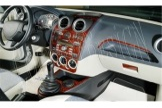 Mazda 626 08.97 - 05.04 Mittelkonsole Armaturendekor Cockpit Dekor 11 -Teile