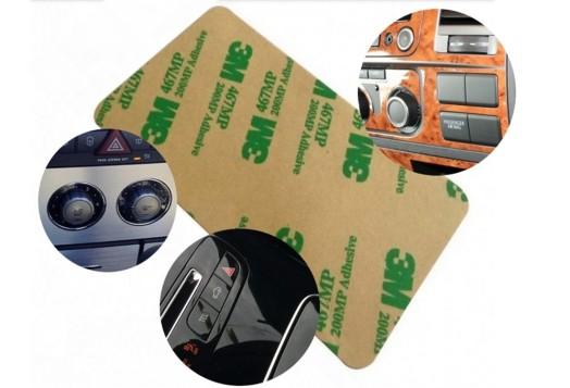 Renault Trafic 01.2015 3M 3D Car Tuning Interior Tuning Interior Customisation UK Right Hand Drive Australia Dashboard Trim Kit