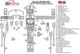 Mazda Mazda 3 06.04 - 12.09 Mittelkonsole Armaturendekor Cockpit Dekor 25 -Teile