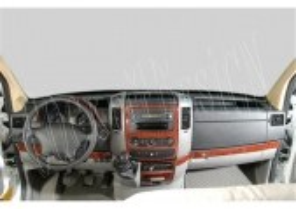 Mercedes Sprinter W906 04.2006 3M 3D Car Tuning Interior Tuning Interior Customisation UK Right Hand Drive Australia Dashboard T
