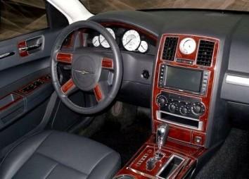 Mazda Mazda 2 02.03 - 12.06 Mittelkonsole Armaturendekor Cockpit Dekor 4 -Teile
