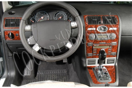 Mazda 323 S 01.1994 Mittelkonsole Armaturendekor Cockpit Dekor 10 -Teile