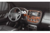 Opel Astra H 01.04 - 08.10 Mittelkonsole Armaturendekor Cockpit Dekor 10 -Teile