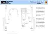 BMW X5 2010-UP Full Set Interior BD Dash Trim Kit Car Tuning Interior Tuning Interior Customisation UK Right Hand Drive Australi