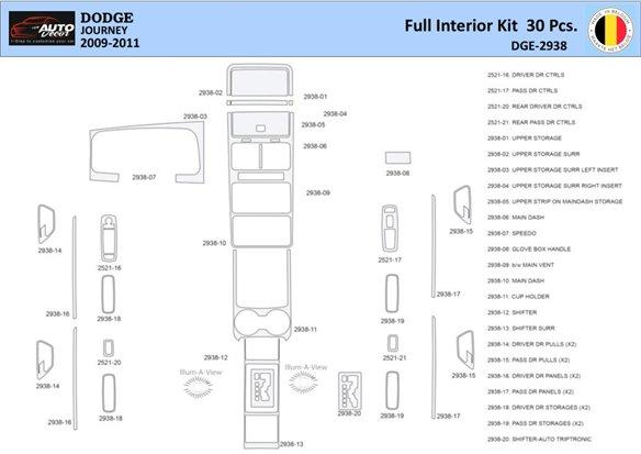 BMW 3 1999-2002 Full Set Interior BD Dash Trim Kit Car Tuning Interior Tuning Interior Customisation UK Right Hand Drive Austral