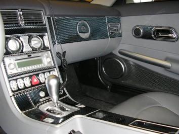 Ford Ranger 06.99-06.06 3M 3D Car Tuning Interior Tuning Interior Customisation UK Right Hand Drive Australia Dashboard Trim Kit