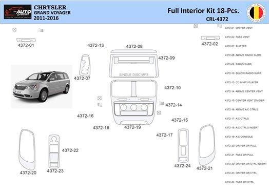 Daewoo Nubira 1999-1999 Full Set, Automatic Gear Interior BD Dash Trim Kit Car Tuning Interior Tuning Interior Customisation UK