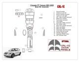 Ford Courier 01.2014 3M 3D Car Tuning Interior Tuning Interior Customisation UK Right Hand Drive Australia Dashboard Trim Kit Da