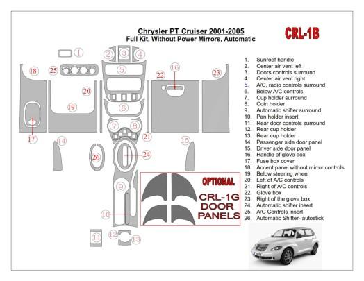Ford Transit 03.00-08.06 3M 3D Car Tuning Interior Tuning Interior Customisation UK Right Hand Drive Australia Dashboard Trim Ki