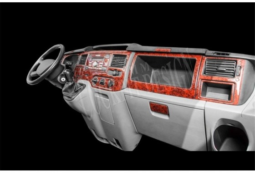 Opel Astra F 09.91 - 02.98 Mittelkonsole Armaturendekor Cockpit Dekor 16 -Teile