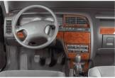 Volkswagen Golf VI Doors 09.2008 Mittelkonsole Armaturendekor Cockpit Dekor 12 -Teile
