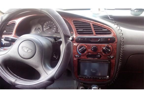 Hyundai Elantra 01.04-01.07 3M 3D Car Tuning Interior Tuning Interior Customisation UK Right Hand Drive Australia Dashboard Trim