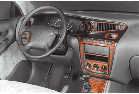 Hyundai Sonata 09.93-09.96 3M 3D Car Tuning Interior Tuning Interior Customisation UK Right Hand Drive Australia Dashboard Trim