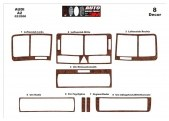 Audi A2 02.00-01.05 3M 3D Car Tuning Interior Tuning Interior Customisation UK Right Hand Drive Australia Dashboard Trim Kit Das