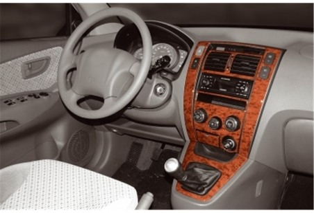 Peugeot Boxer 09.94 - 01.02 Mittelkonsole Armaturendekor Cockpit Dekor 32 -Teile