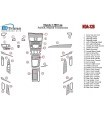 Mazda Mazda3 2010-2013 Full Set, Manual Gear Box Interior BD Dash Trim Kit