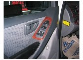 Hyundai H1 Full Set 03.2008 3M 3D Car Tuning Interior Tuning Interior Customisation UK Right Hand Drive Australia Dashboard Trim