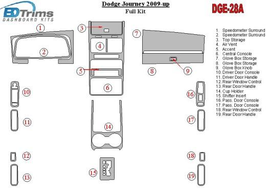 Iveco Eurobus 06.2006 3M 3D Car Tuning Interior Tuning Interior Customisation UK Right Hand Drive Australia Dashboard Trim Kit D