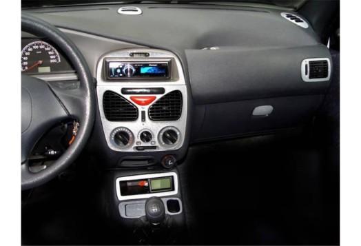 Lada Jiguli 2104-2105 1980 3M 3D Car Tuning Interior Tuning Interior Customisation UK Right Hand Drive Australia Dashboard Trim