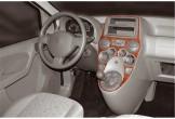 Lada 2115 06.2003 3M 3D Car Tuning Interior Tuning Interior Customisation UK Right Hand Drive Australia Dashboard Trim Kit Dash