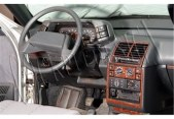 Lada Vega 2110-2111 07.1998 3M 3D Car Tuning Interior Tuning Interior Customisation UK Right Hand Drive Australia Dashboard Trim