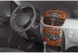 Peugeot 405 05.86 - 09.92 Mittelkonsole Armaturendekor Cockpit Dekor 12 -Teile