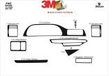 MAN S 2000 01.97-01.00 3M 3D Car Tuning Interior Tuning Interior Customisation UK Right Hand Drive Australia Dashboard Trim Kit