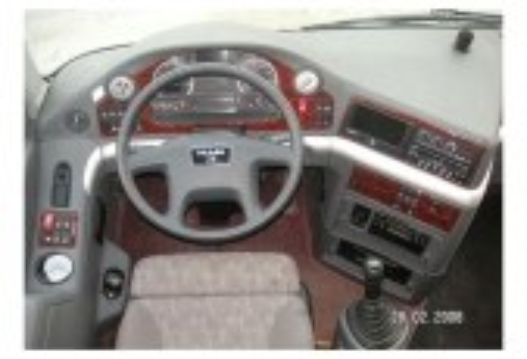 MAN Tourliner 01.2008 3M 3D Car Tuning Interior Tuning Interior Customisation UK Right Hand Drive Australia Dashboard Trim Kit D