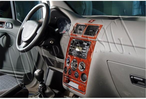 Mazda 323 FS 09.98-11.00 3M 3D Car Tuning Interior Tuning Interior Customisation UK Right Hand Drive Australia Dashboard Trim Ki