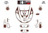 Citroen Jumper 02.2006 Mittelkonsole Armaturendekor Cockpit Dekor 20 -Teile