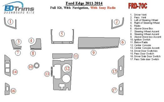 Mazda Mazda 2 02.03-12.06 3M 3D Car Tuning Interior Tuning Interior Customisation UK Right Hand Drive Australia Dashboard Trim K