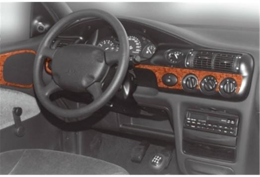 Mazda MX 5 12.00-12.05 3M 3D Car Tuning Interior Tuning Interior Customisation UK Right Hand Drive Australia Dashboard Trim Kit
