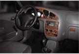 Mercedes Benz W208 CLK 1997–2003 3M 3D Car Tuning Interior Tuning Interior Customisation UK Right Hand Drive Australia Dashboard