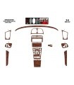 Mercedes Benz W208 CLK 1997–2003 3M 3D Interior Dashboard Trim Kit Dash Trim Dekor 14-Parts