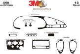 Iveco Stralis 06.02 - 01.07 Mittelkonsole Armaturendekor Cockpit Dekor 73 -Teile