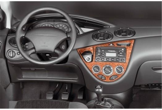Mercedes C-Class W202 09.95-05.97 3M 3D Car Tuning Interior Tuning Interior Customisation UK Right Hand Drive Australia Dashboar