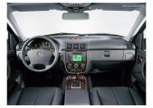 Mercedes ML-Class W163 01.2000 3M 3D Car Tuning Interior Tuning Interior Customisation UK Right Hand Drive Australia Dashboard T
