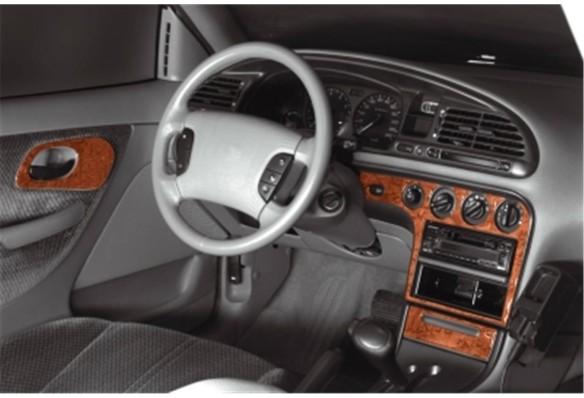 Mercedes Vito W639 01.04-01.06 3M 3D Car Tuning Interior Tuning Interior Customisation UK Right Hand Drive Australia Dashboard T