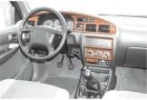 Ford Transit 09.10 - 01.14 Mittelkonsole Armaturendekor Cockpit Dekor 24 -Teile