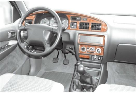 Mercedes Travego 02.05-12.10 3M 3D Car Tuning Interior Tuning Interior Customisation UK Right Hand Drive Australia Dashboard Tri