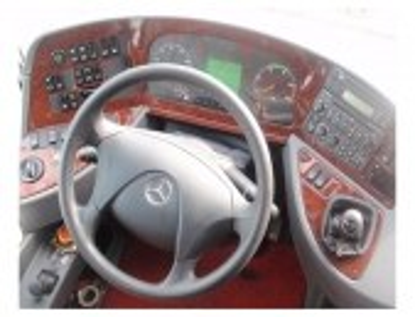 Mercedes Tourismo 04.07-12.10 3M 3D Car Tuning Interior Tuning Interior Customisation UK Right Hand Drive Australia Dashboard Tr
