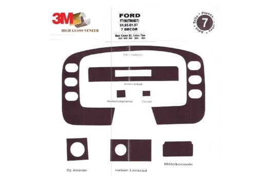 Mercedes Citaro 01.06-01.07 3M 3D Car Tuning Interior Tuning Interior Customisation UK Right Hand Drive Australia Dashboard Trim